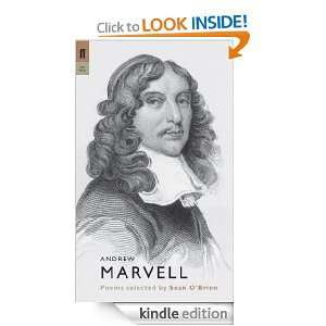 Andrew Marvell (Poet to Poet): Sean OBrien:  Kindle Store