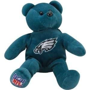NFL Philadelphia Eagles 8 Plush Bear Sports & Outdoors