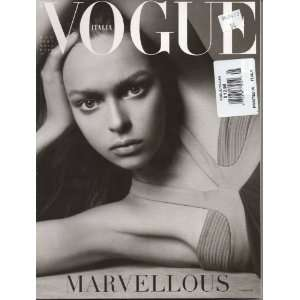Vogue Italia Magazine May 2003 N.633 (MARVELLOUS  INDIAN