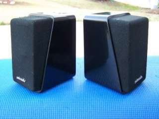Nice Pair of Polk Audio RM3000 Surround Speakers ~ Reference Monitor