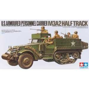 Tamiya   1/35 US Armoured Personnel Carrier M3A2 1/2 Track