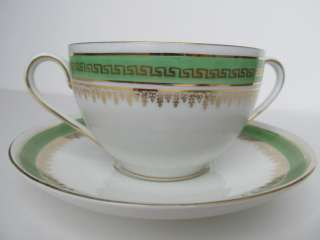 IMPERIAL CROWN CHINA AUSTRIA CUP & SAUCER