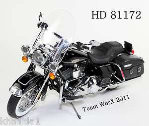 Harley Davidson FLHRC Road King Classic Diecast Motorcycle 112