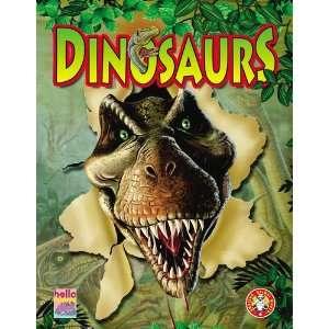 Amazing Animal World Dinosaurs (9788183851596) Books