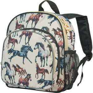 Wildkin Horse Dreams Packn Snack Backpack Bags