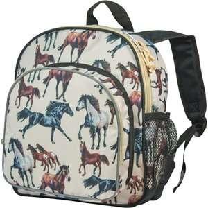 Wildkin Horse Dreams Packn Snack Backpack Bags