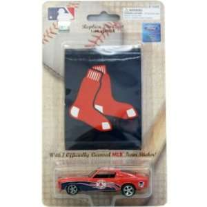 MLB 69 FORD MUSTANG CASE RED SOX (Net) (C 1 1 2)