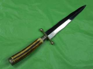 German Germany Solingen Rostfrei Hunting Knife Dagger