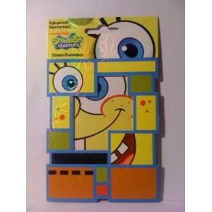 Nickelodeon Spongebob Squarepants Stickers (8pc) : Toys & Games