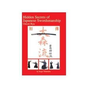 Hidden Secrets of Japanese Swordsmanship DVD 2 by Roger