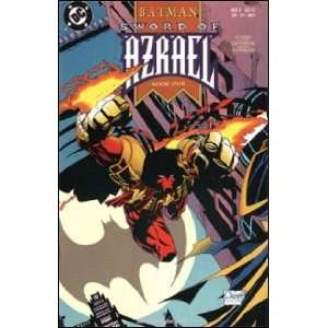Sword of Azrael issues Complete Set 1992 DC Comics Everything Else