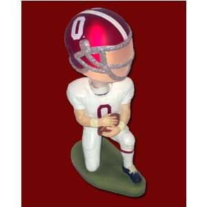 NCAA Alabama Crimson Tide Football Player Lamp:  Sports