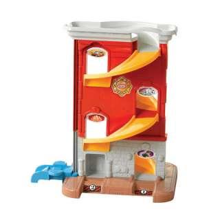 Little Tikes Big Adventure Fire Station Development & Learning Toys