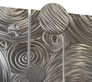 Modern Metal Wall Art Abstract Decor SCULPTURE Eames