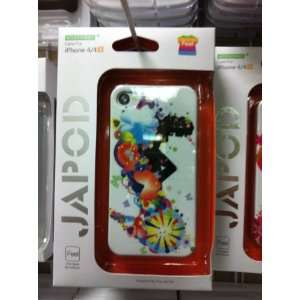 World] Iphone 4 4s High Quality Hawaii Girl Design Cell Phones