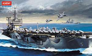 800 USS CARL VINSON CVN 70 / ACADEMY MODEL KIT / #1443