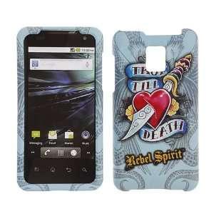 LG Tmobile T mobile G2x G 2x / Optimus 2X 2 X True Till Death Rebel
