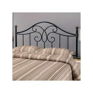Full/Queen Black Metal Headboard   Coaster 300182QF