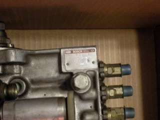 This listing is for a Mercedes M167 5 cylinder diesel fuel injection