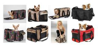 DOG CARRIER COLLECTION   High Quality Pet Carriers   Stylish Purse 4