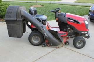 2009 Craftsman YTS 4000 Lawn Tractor Mower 24HP B&S 42 Deck & Bagger