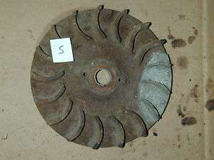 Briggs & Stratton 8HP Side Shaft Engine   Flywheel