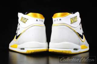 Nike Air Assault High dunk jordan GS) WHITE MAIZE 3.5Y