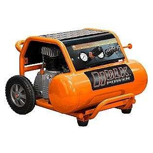 HP 4 Gallon Oil Lube Side Stack Portable Compressor  HP02W004S1
