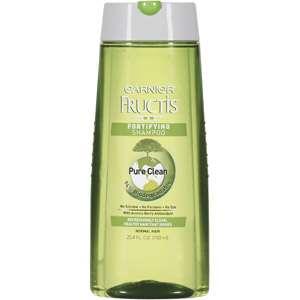 Garnier Fructis Pure Clean Fortifying Shampoo 25.4 oz Hair Care