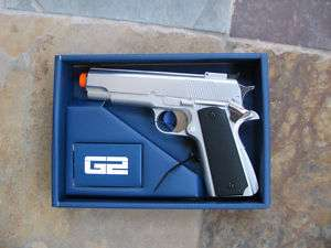 HGX 123 Green Gas Auto Airsoft Pistol Metal+ABS