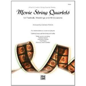 Ovation String Quartet) (9780739071007) Cameron Patrick Books