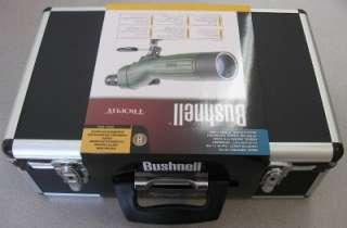 NEW Bushnell 782065 Trophy 20 60x65mm Waterproof Spotting Scope HARD