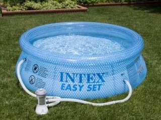 INTEX 8x 30 Above Ground Easy Set Swimming Pool +Pump 078257398751