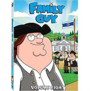 Family Guy, Volume 8 (Full Frame) TV Shows