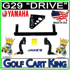 Jakes 6 Spindle Lift Kit Yamaha G29 Drive Golf Cart