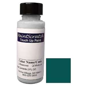 Oz. Bottle of Spruce Pearl Metallic Touch Up Paint for 1996 Chrysler