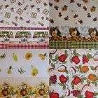 Better Homes & Gardens Olive Villa Kitchen Curtain Set