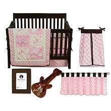 Trend Lab Rock Angel 8 Piece Crib Bedding Set   Trend Lab   BabiesR