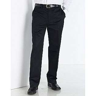 Perfect Pant Flat Front   No Iron  Covington Clothing Mens Pants