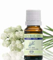 Swiss Just TEA TREE Essential Oil .33 Onz, 10 ml  Aromatherapy