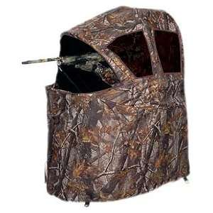 Chair Blind (Realtree Hardwoods Camo)  Sports & Outdoors