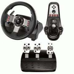 LOGITECH G27 Gaming Racing Wheel PC/PS2/PS3