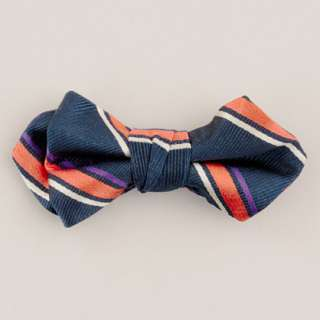 Boys game day stripe bow tie   ties & bow ties   Boys accessories