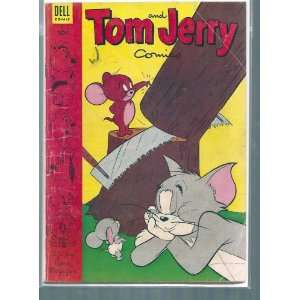 TOM AND JERRY # 118, 3.5 VG  : Dell: Books