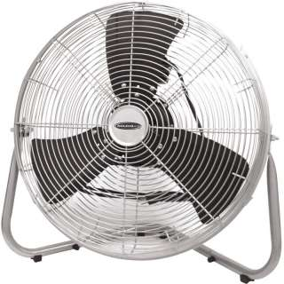 High Velocity Floor Fan, Industrial / Commercial Grade Quality