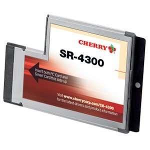 Cherry SR 4300 ExpressCard Smart Card Reader For Notebook