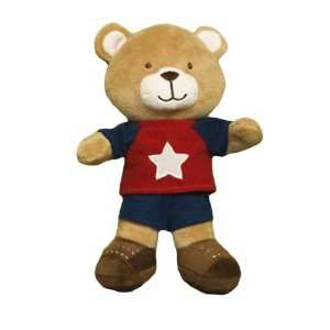 Animal All Stars Plush Bear: Baby