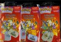 Pokemon Collectable Dog Tags
