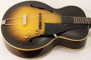 Gibson USA ES 125 ES125 Archtop Electric Guitar Sunburst w/HSC