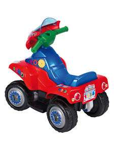 MICKEY MOUSE ELECTRIC QUAD BIKE RIDE ON CAR NEW